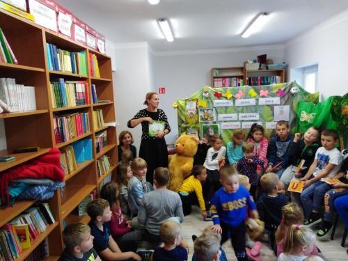 2019/2020 Ogólnopolski Dzień Głośnego Czytania
