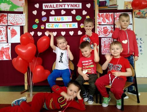 Walentynki dla chłopczyka i dziewczynki