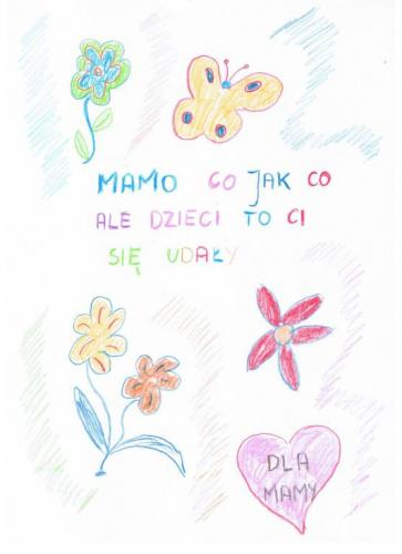 Dzień Matki i Dziecka