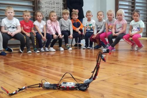 LEGOroboty w przedszkolu