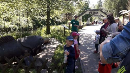 Wycieczka do Bałtowskiego Kompleksu Turystycznego