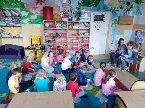 Dzieci czytają dzieciom 2019