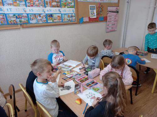 2020/2021 Dzień Kota w przedszkolu