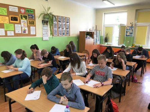 III Gminny Konkurs Języka Niemieckiego 2019