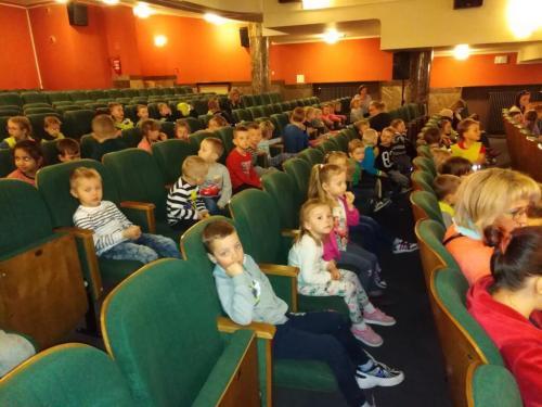 Wyjazd do kina w WDK