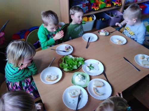 Zielony Dzień w przedszkolu